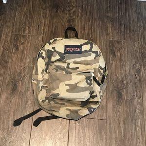 jansport camp backpack